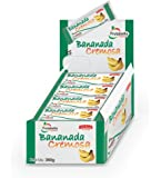 Frutabella - Sweet Creamy Banana - 25.39oz (24x1.05oz) (PACK OF 24) | Bananada Cremosa - 720g (24x30g)