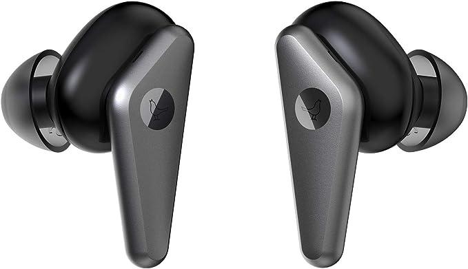 Libratone Track Air+, Track Air + Auriculares Inalámbricos, Bluetooth, One Size, Negro: Amazon.es: Electrónica