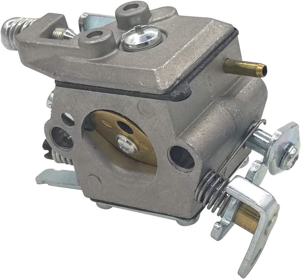 Cancanle Carburador para Partner 350 351 370 371 420 Motosierra Poulan Trimmer repuestos Walbro 33-29