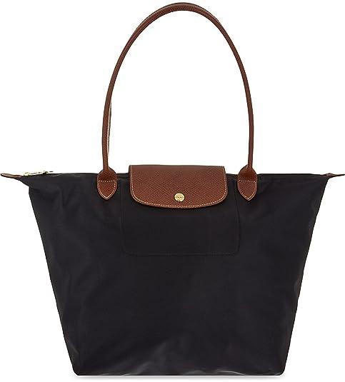 longchamp borse donna  Longchamp Le Pliage - Borsa grande, colore: Nero: : Scarpe ...