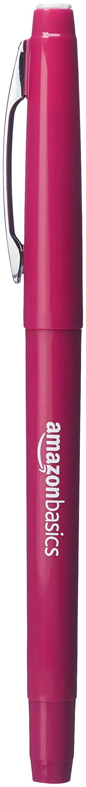 AmazonBasics Felt Tip Marker Pens - Assorted Color, 24-Pack by AmazonBasics (Image #6)