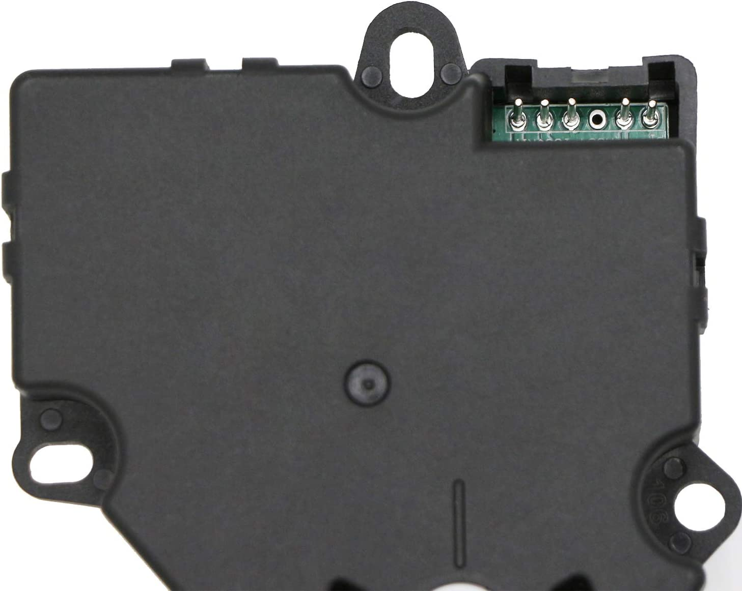 Fits Chevy Silverado 1500 Silverado 2500 HD Tahoe HVAC Blend Control Act GMC Sierra 1500 99 00 01 02 03 04 05 06 07 08 09 10 11 12 13 Replaces# 89018365 52402588 Blend Door Actuator 604-106