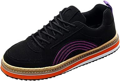 MXJEEIO 💖 Zapatillas Running para Hombres Mujer Calzado Deportivo ...