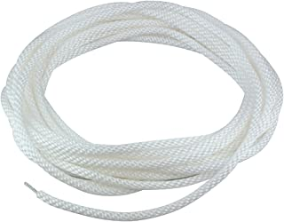 "product image for Flagpole Rope 5/16"" in Various Lengths, Comes with Internal Metal Wire, Made in The USA, Available Designed for Flagpoles (40 Feet)"