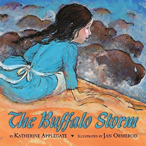 The Buffalo Storm by Katherine Applegate - Buffalo Malls Shopping
