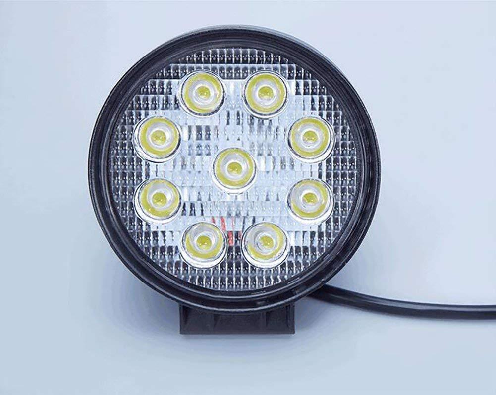 vendita di offerte GGO Luce di di di Lavoro a LED 27W 12V High Power LED Offroad Luce rossoonda off Road LED Luce di inondazione del Lavoro per la Caccia di Canottaggio Caldo  autentico online