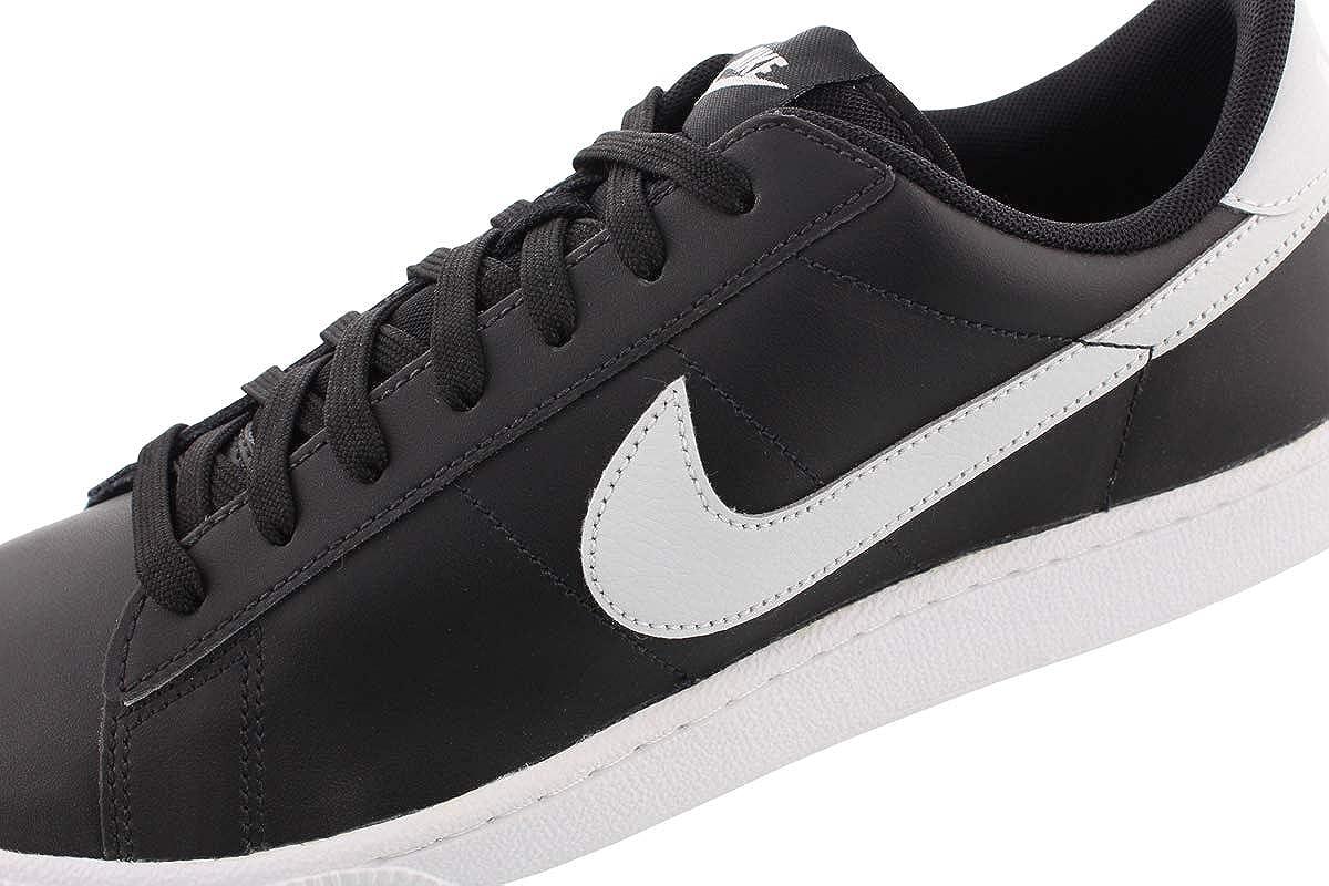 reputación Colapso convergencia  Nike Tennis Classic - Zapatillas de tenis para hombre (piel), Negro  (negro/platino puro ), 44 EU: Amazon.es: Zapatos y complementos