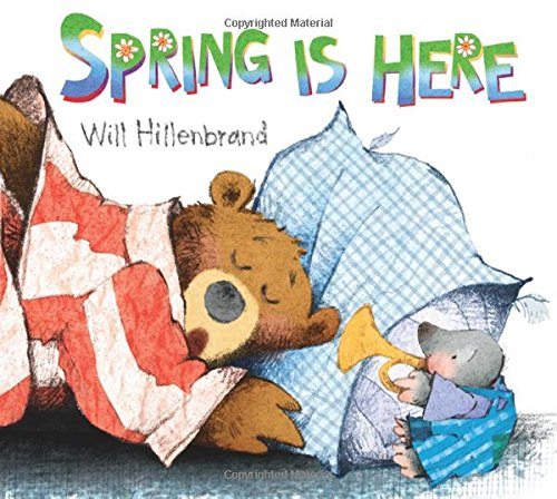 Spring Is Here! (Bear and Mole Story) by Holiday House (Image #4)
