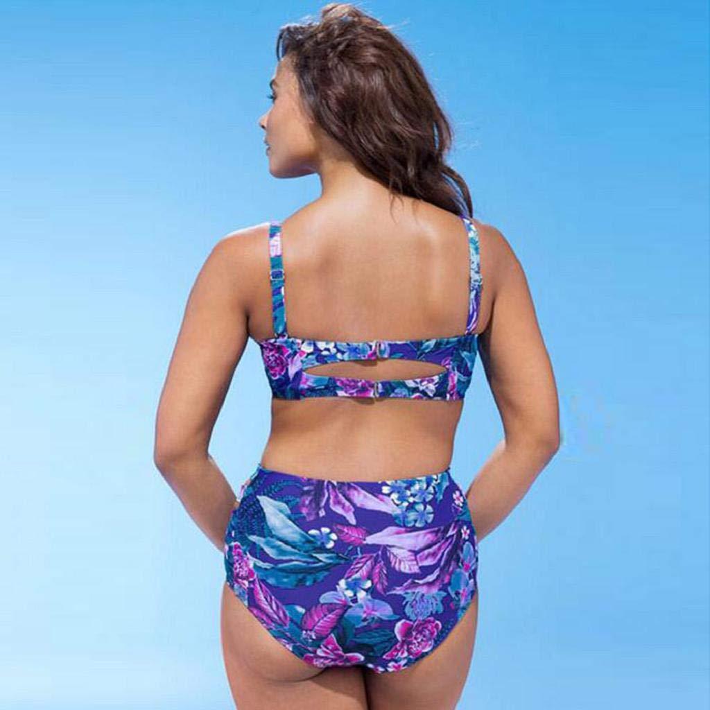 Luckycat Tops Push-Up Sujetador Bra Bikinis Parte Superior Bikini Ropa de Playa Verano: Amazon.es: Ropa y accesorios