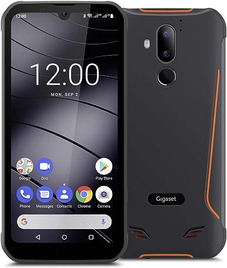 Gigaset Gx290 - Smartphone ultraduradero 4G (Gran Pantalla HD+ 6,1 ...