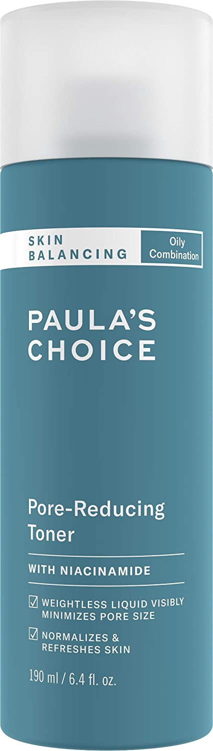 Paula's Choice-SKIN BALANCING Pore-Reducing Toner, 6.4 oz Bottle, for Combination/Oily Skin
