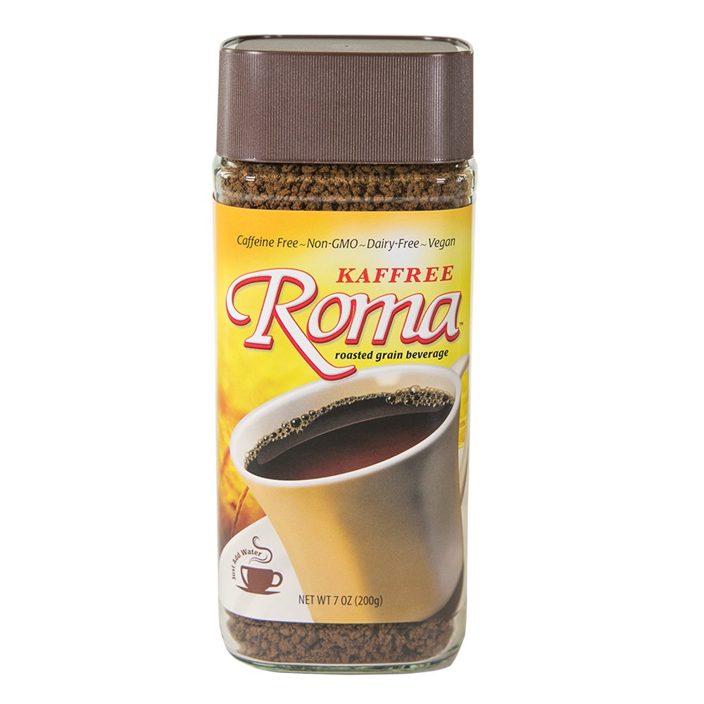 Kaffree Roma, Plant-Based Original, 7 oz