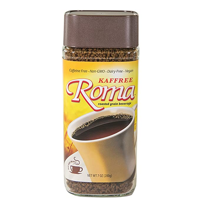 The Best Kaffree Roma Roasted Grain Instant Beverage