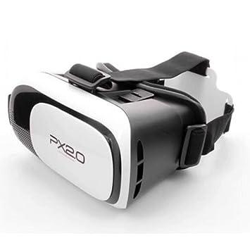 cfac4340c40d4 Casque de réalité virtuelle 3D avec optique réglable et serre-tête ...