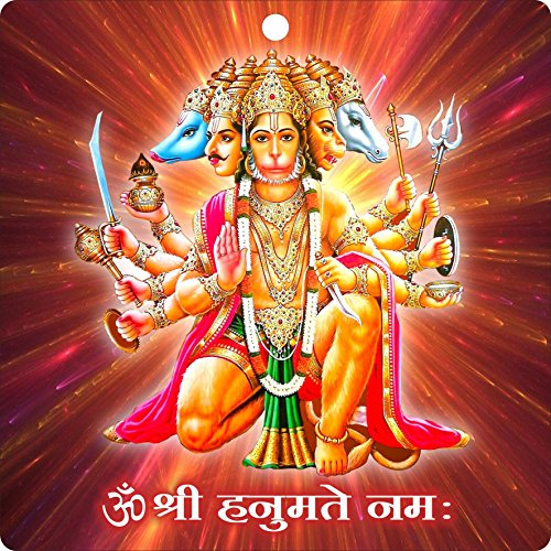 Hd Wallpapers Of Panchmukhi Hanuman Ji Wallpaper Directory