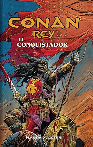 Descargar Libro Conan Rey. El Conquistador Timothy Truman