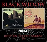 Return to the Sabbat / IV by Black Widow (2012-06-26)
