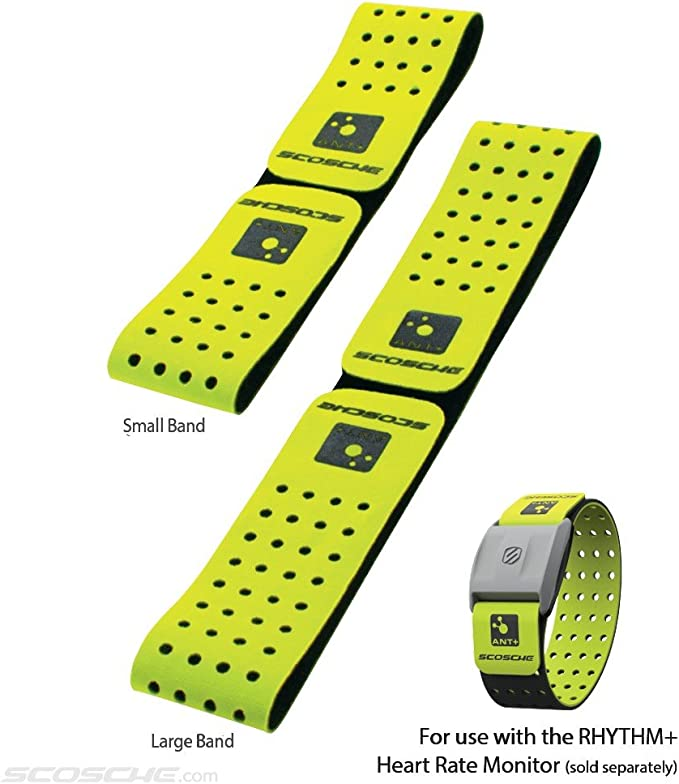 Scosche Ersatzarmband Für Rhythm Grün Elektronik
