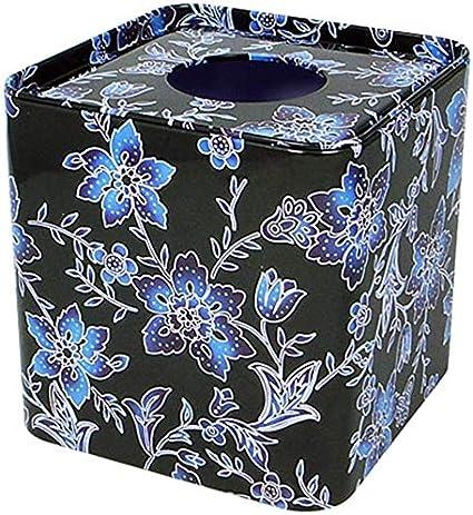 WYJW Caja de pañuelos Tubo de Papel de Bombeo de Hierro Tubo de Papel de Rollo casero Tubo de Papel Toalla de Papel Variedad de bandejas de Rollo Cajas de Bombeo (Color: H)