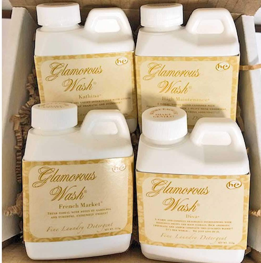 Tyler Candle Company 4 oz wash Gift Pack
