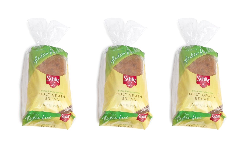 SCHAR | Bread-Multigrain/ [Gluten Free] 14.1 Oz [3 Pack]