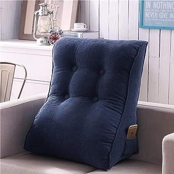 Cool Amazon Com Modenny Triangular Waist Back Big Large Cushion Frankydiablos Diy Chair Ideas Frankydiabloscom