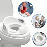 EasyGoProducts Boys Girls with Cushion Toilet Portable Slip Anti-Splash Features EasyGO Potty Toddler Training Seat