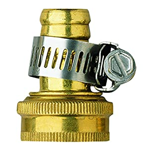 Orbit 58136N Female Brass Shank Menders with Clamps