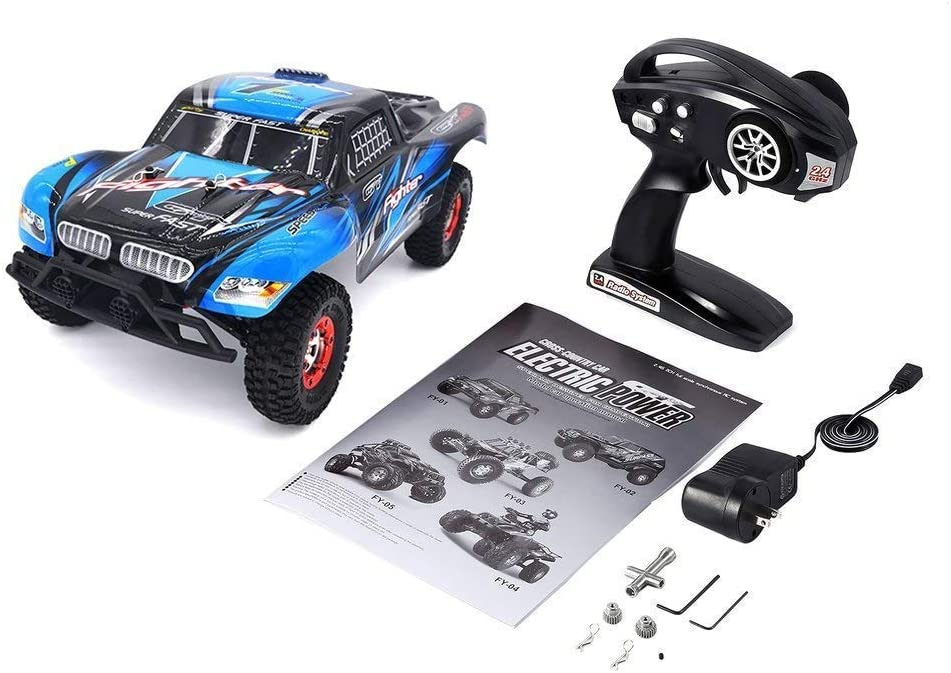 Keliwow Brushless Monster High Speed RC Truck