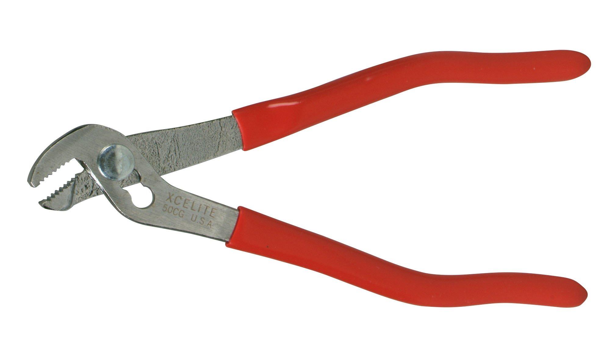 Erem 576TX1 Carbide Tip Diagonal Cutter, Super Full Flush Cut, 4-1/4'' Length, 7/16'' Jaw Length