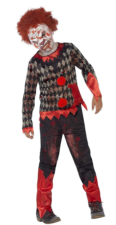 Disfraz de payaso zombi