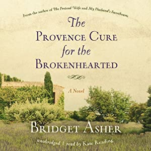 The Provence Cure for the Brokenhearted Audiobook