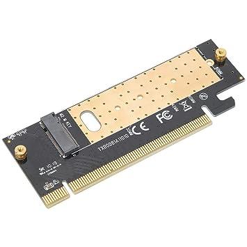 ASHATA M key M.2 a PCIE3.0 x16 SSD Interface Riser Card con ...