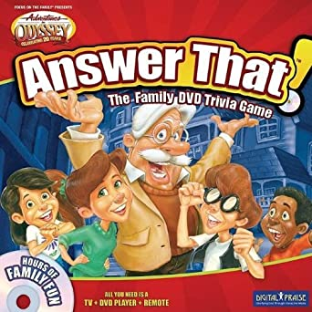 Image result for adventure in odyssey answer that