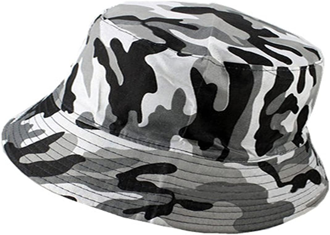 campeggio viaggio ZHOUBA Cappello da pescatore unisex alla moda pesca ideale per attivit/à all/'aperto