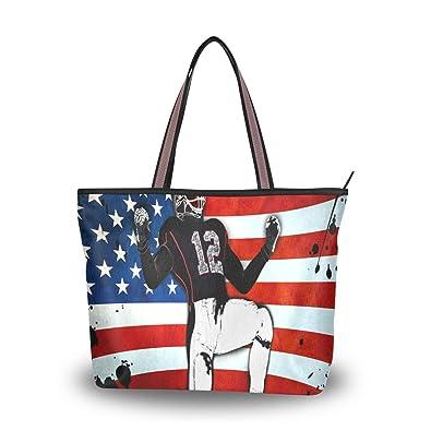 0113c4dc4d96 Amazon.com: Large Tote Bags American Athlete Waterproof Portable ...