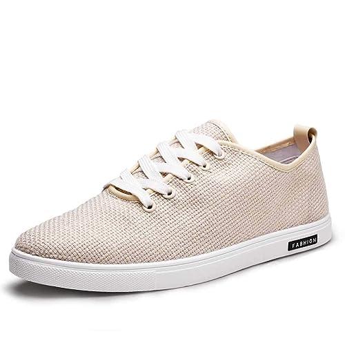 ESAILQ -Zapatillas para Hombre Zapatillas Unisex Adulto,Zapatillas Running para Hombre Botas de Senderismo Zapatos de Trekking resbaladizo Caminar ...