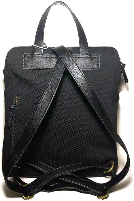 4352ee3d6e37 Elliott Lucca Olvera Metro Fashion Laptop Backpack, Black Neoprene ...