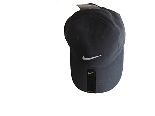 0be2a55dd66a1c NIKE SWOOSH/ Baseball Cap Hat Toddler Boys 2-4T (adjustable)Anthracite