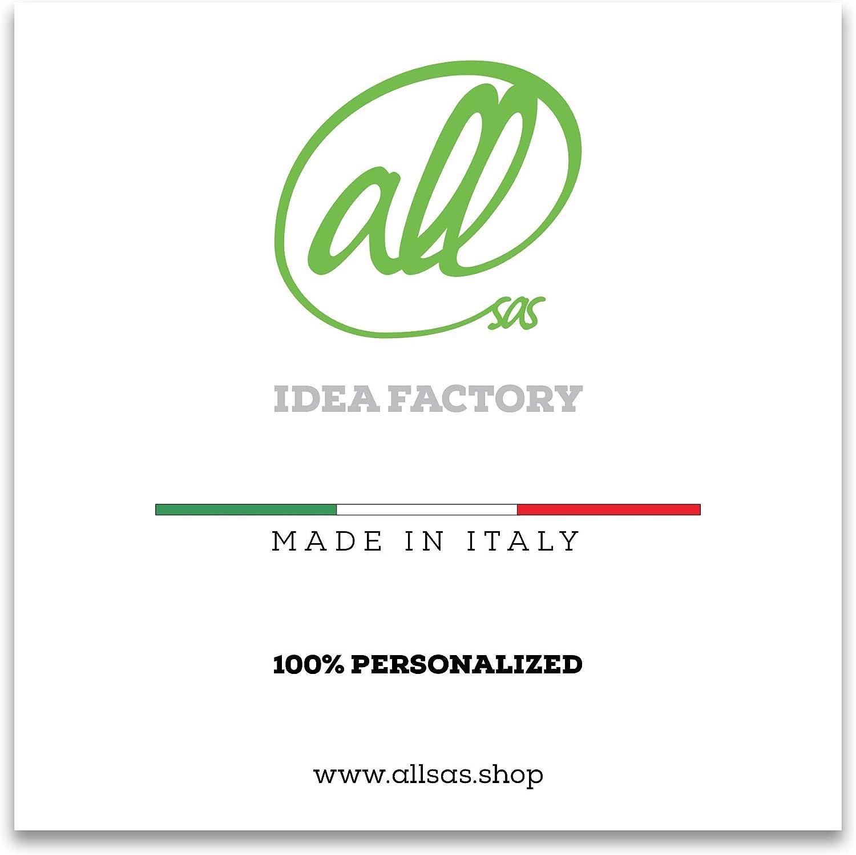 All Sas fabriqu/é en Italie Sac shopper avec imprim/é Frida Kahlo 100 /% toile de coton