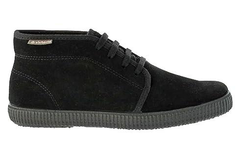 Zapatillas Victoria 06758 - Chukka Serraje con Suela Negra unisex adulto: Amazon.es: Zapatos y complementos