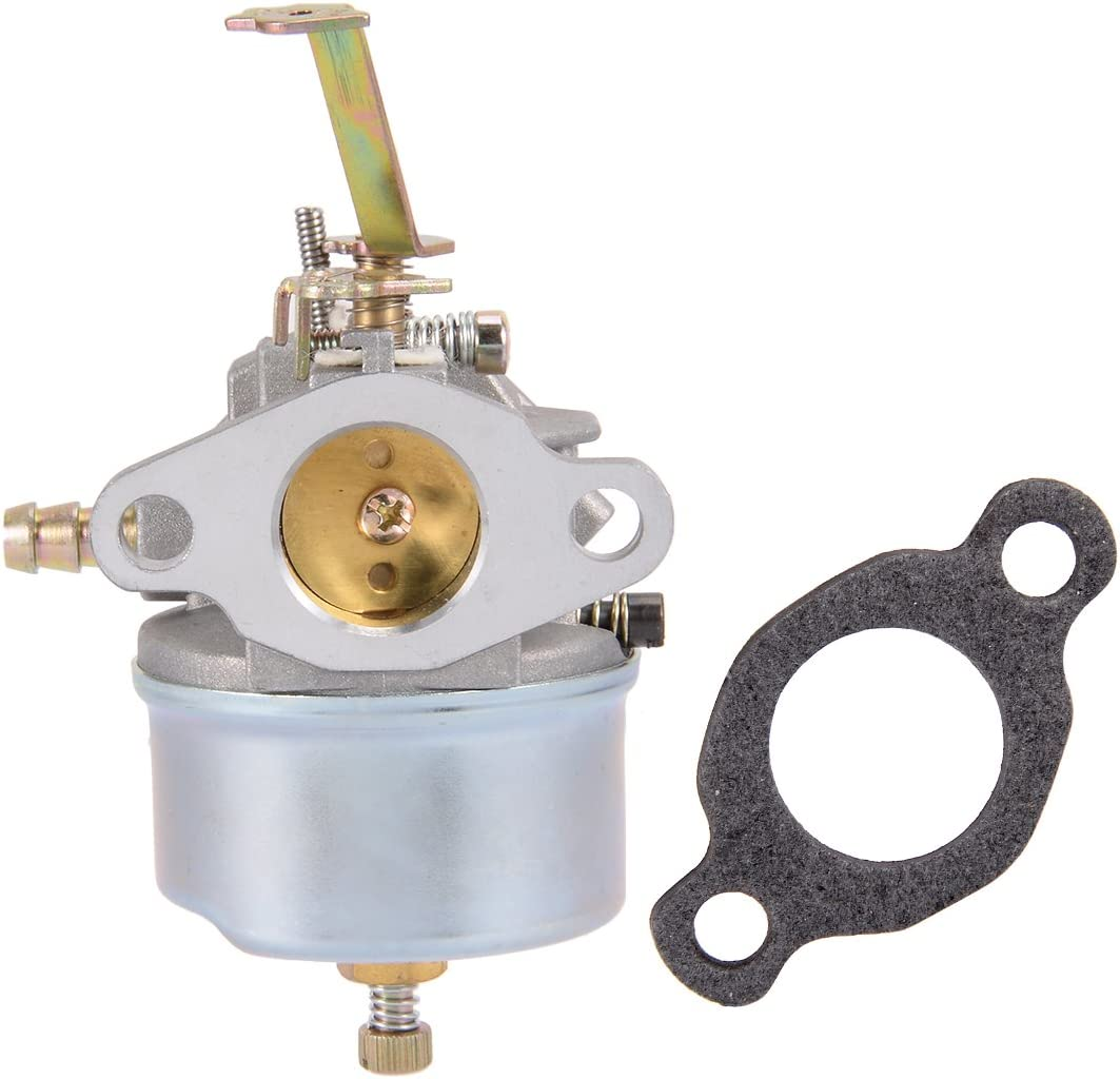 uxcell 632230 Carburetor Carb for Tecumseh 631867 632272 Fits H30 H50 H60 HH60 Engines with Gasket