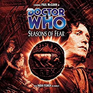 Doctor Who - Seasons of Fear Audiobook