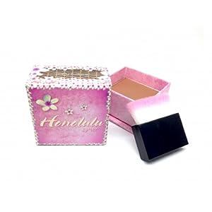 Honolulu Poudre Blush effet bronzage - avec Pinceau - 6 g