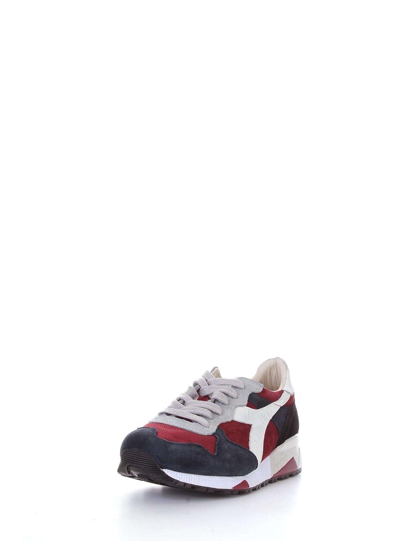 Diadora Heritage - Sneakers Mann MI Basket Used für Mann Sneakers und Frau Blau 2f8da7