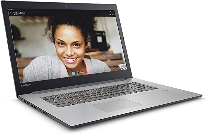 "Lenovo IdeaPad 300 17.3"" HD+ Flagship Laptop, Intel Core i5-6200U, 8GB DDR3L, 1TB HDD, 802.11ac, Bluetooth, Webcam, HDMI, DVD-RW, Win 10 - Black"