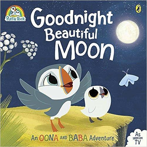 Book Puffin Rock: Goodnight Beautiful Moon
