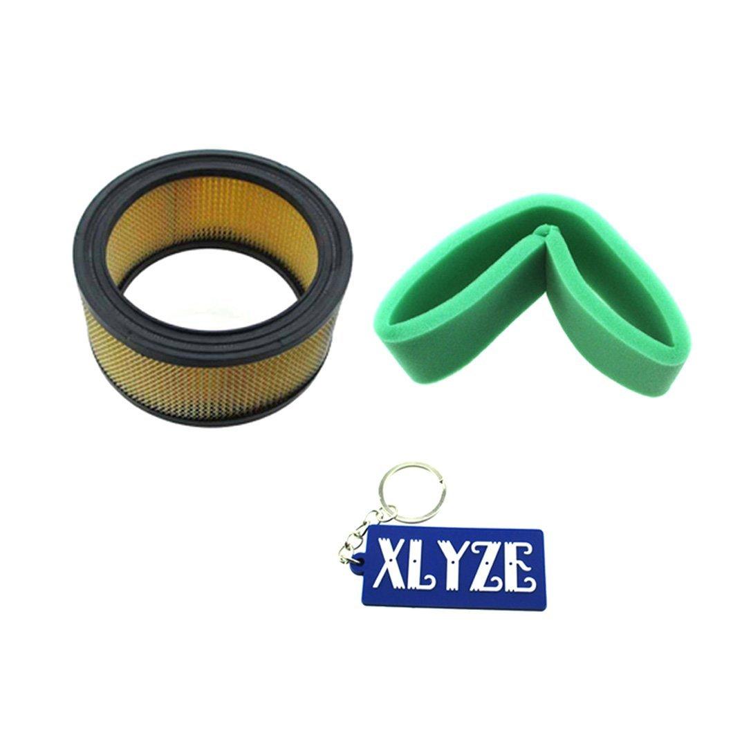 XLYZE Air Filter Pre-Filter for Kohler 45 083 02-S 45 083 02 MV16-MV20 Magnum M10-M20 CV17-CV26 CV620-CV745 V16-V20 16-20 and 25-27 HP Engines