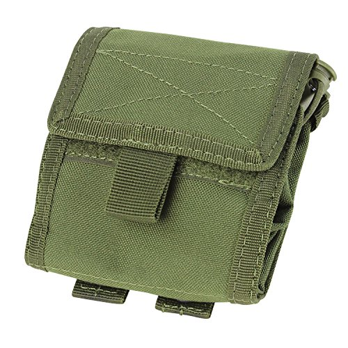 Condor Roll- Up Pouch (Olive Drab, 4.5 x 5-Inch)