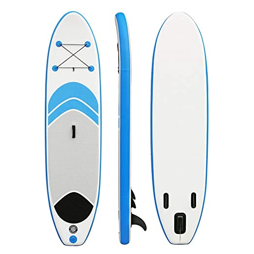 Tabla de surf 10 Pies De Soporte Conjunto De Placa SUP Kit De ...